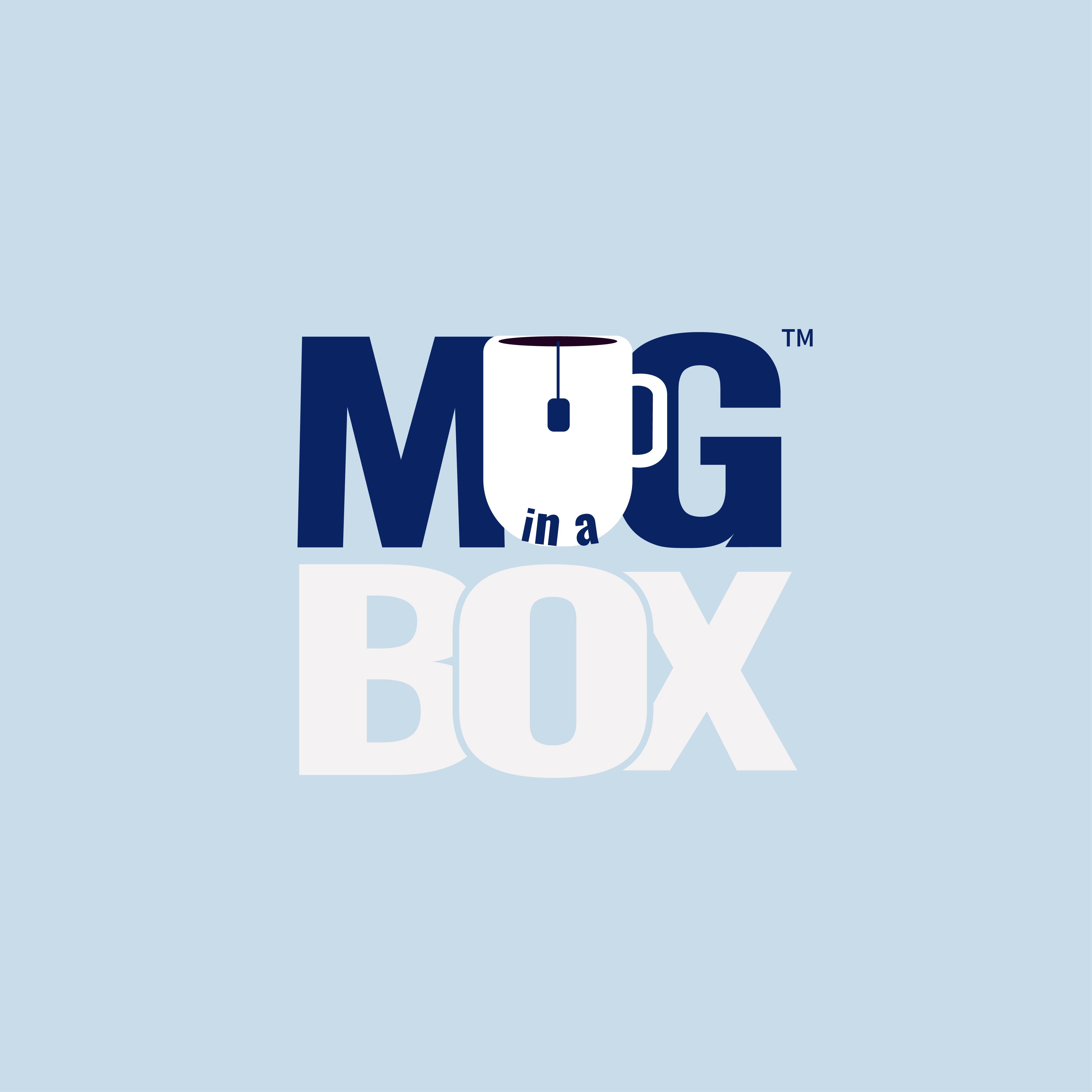 Mug in a box