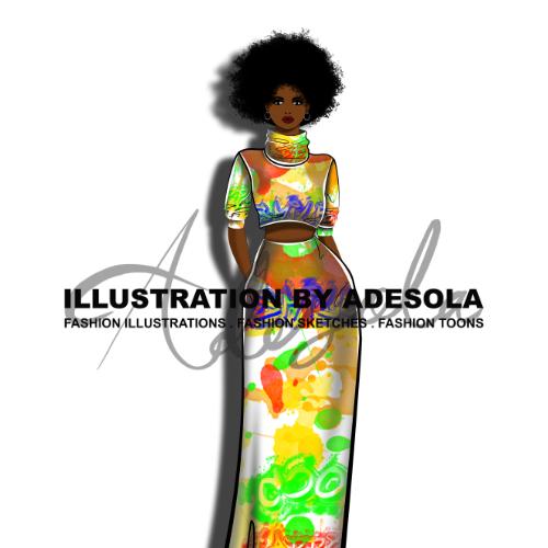 Illustration By Adesola